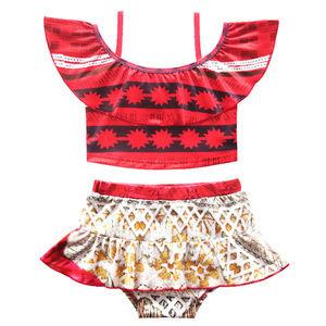 Other - Disney Moana Girls Tankini Swimsuit